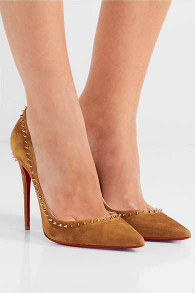 c3deb92c72d anjalina-100-spiked-suede-pumps by christian-louboutin