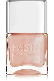 Nails inc The Mindful Manicure Nail Polish - Better Together