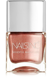 Nails inc The Mindful Manicure Nail Polish - And Breathe