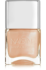 Nails inc The Mindful Manicure Nail Polish - Future's Bright
