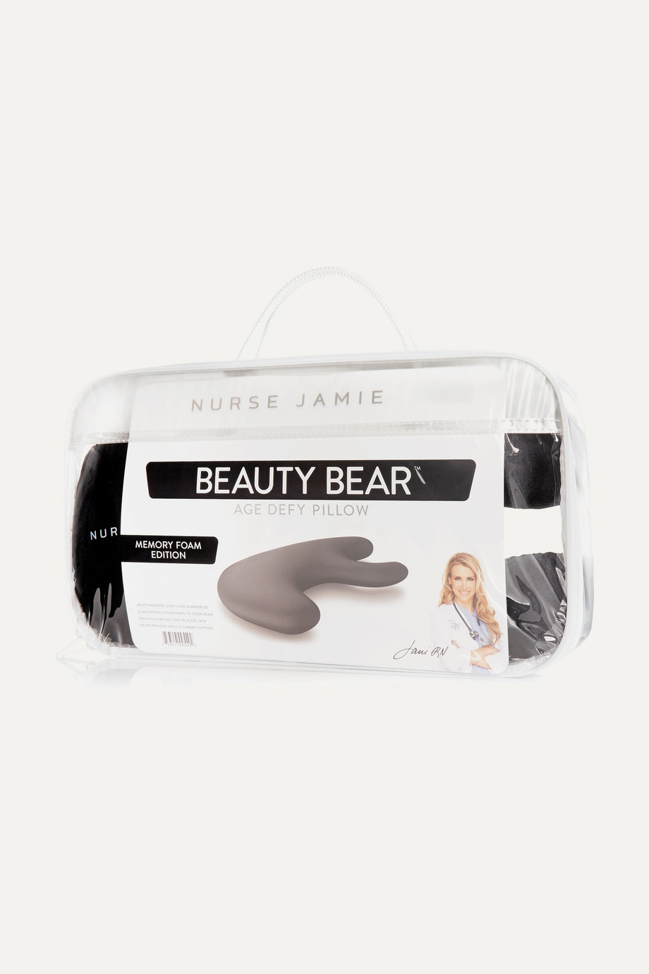 Nurse Jamie Beauty Bear 驻颜枕头(记忆海绵)