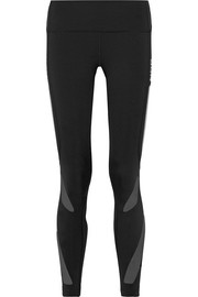 Performance stretch-knit leggings