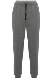 Circuit stretch-jersey track pants