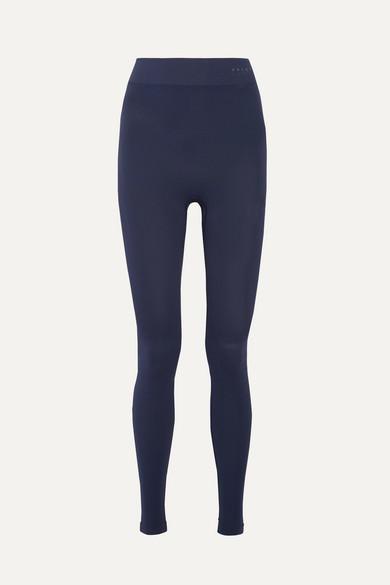 FALKE Ergonomic Sport System Leggings aus Stretch-Strick