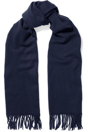 Canada Narrow wool scarf