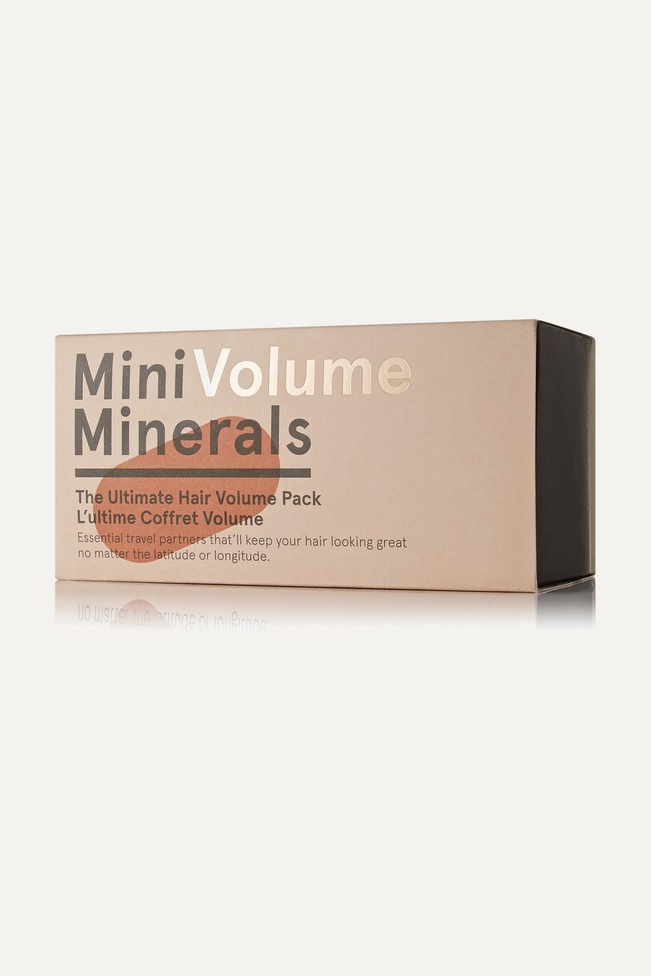 Original & Mineral Mini Volume Minerals Kit