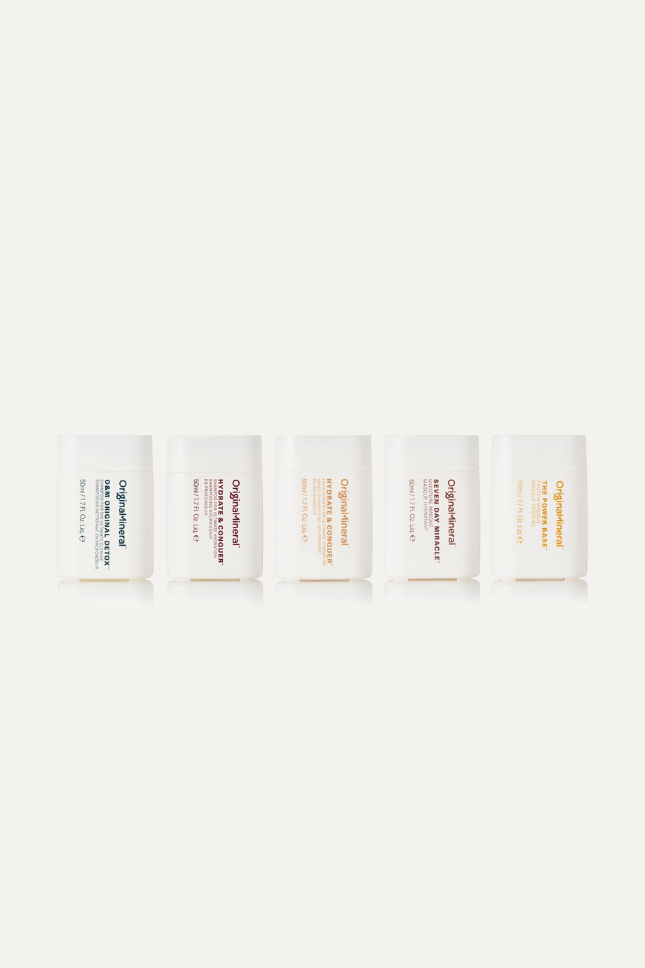 Original & Mineral Mini Smooth Minerals Kit