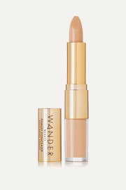 Dualist Matte and Illuminating Concealer - Light