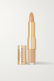Wander Beauty Dualist Matte and Illuminating Concealer - Tan