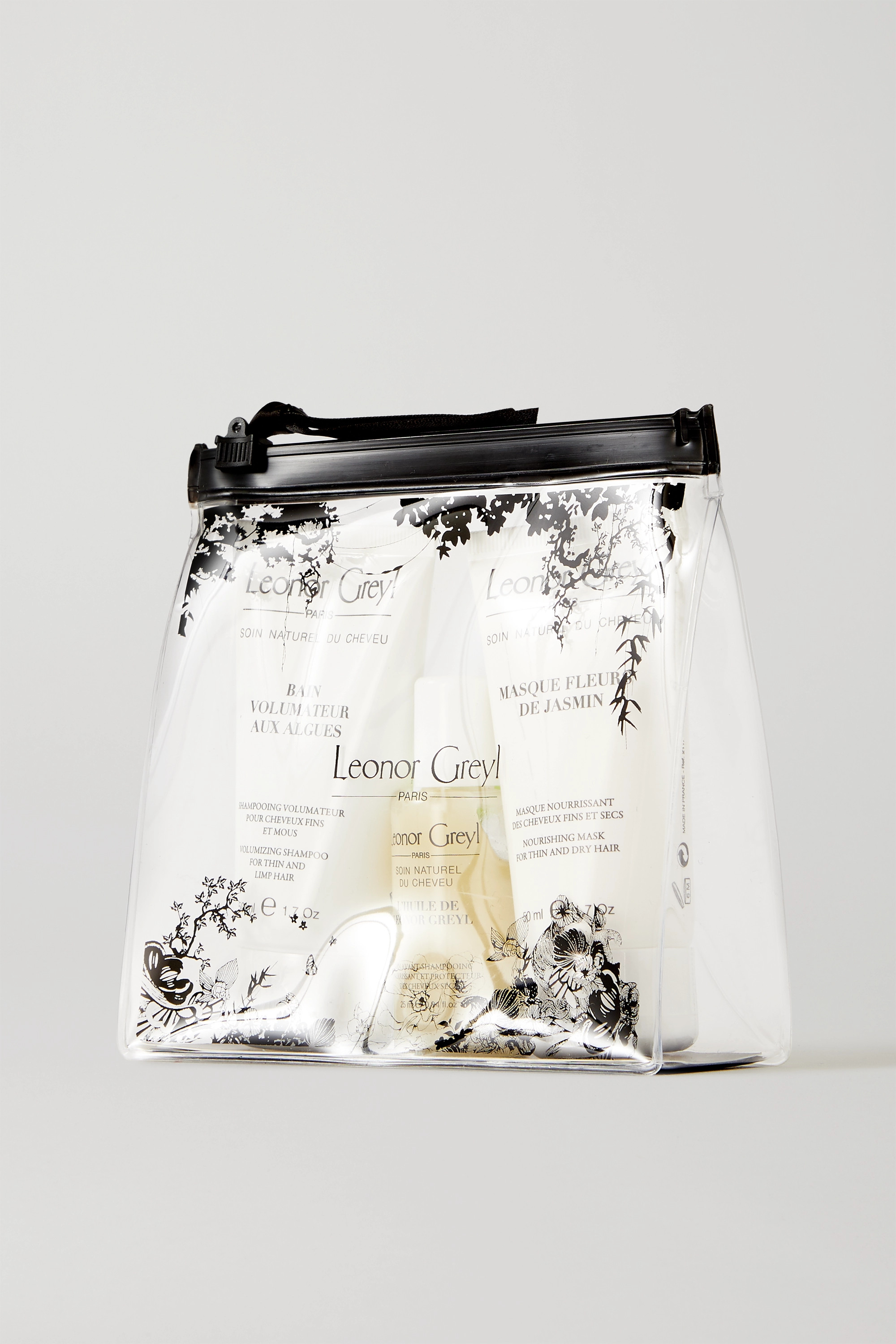 Leonor Greyl Paris Travel Kit For Colored Hair