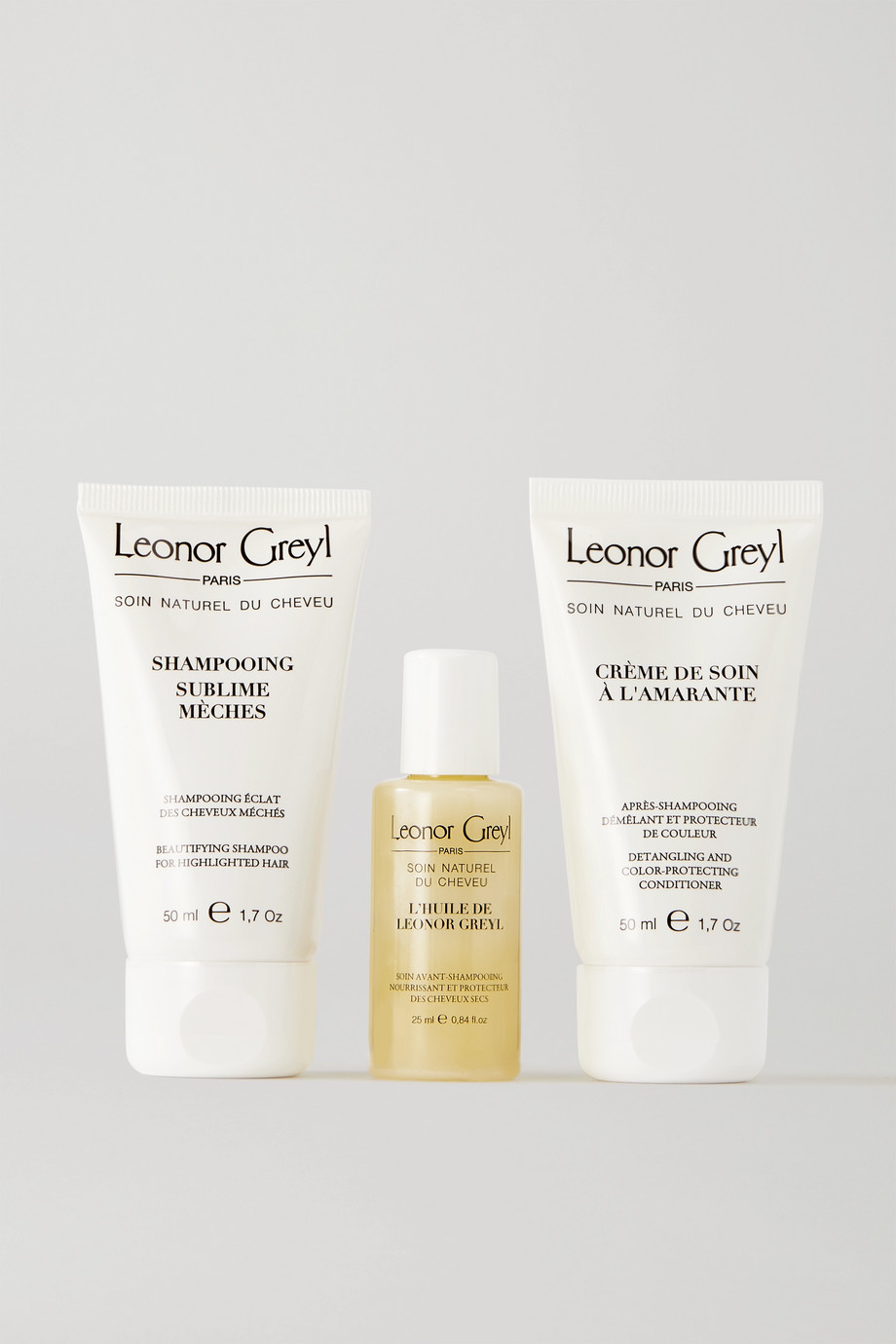 Leonor Greyl Paris Travel Kit For Volume
