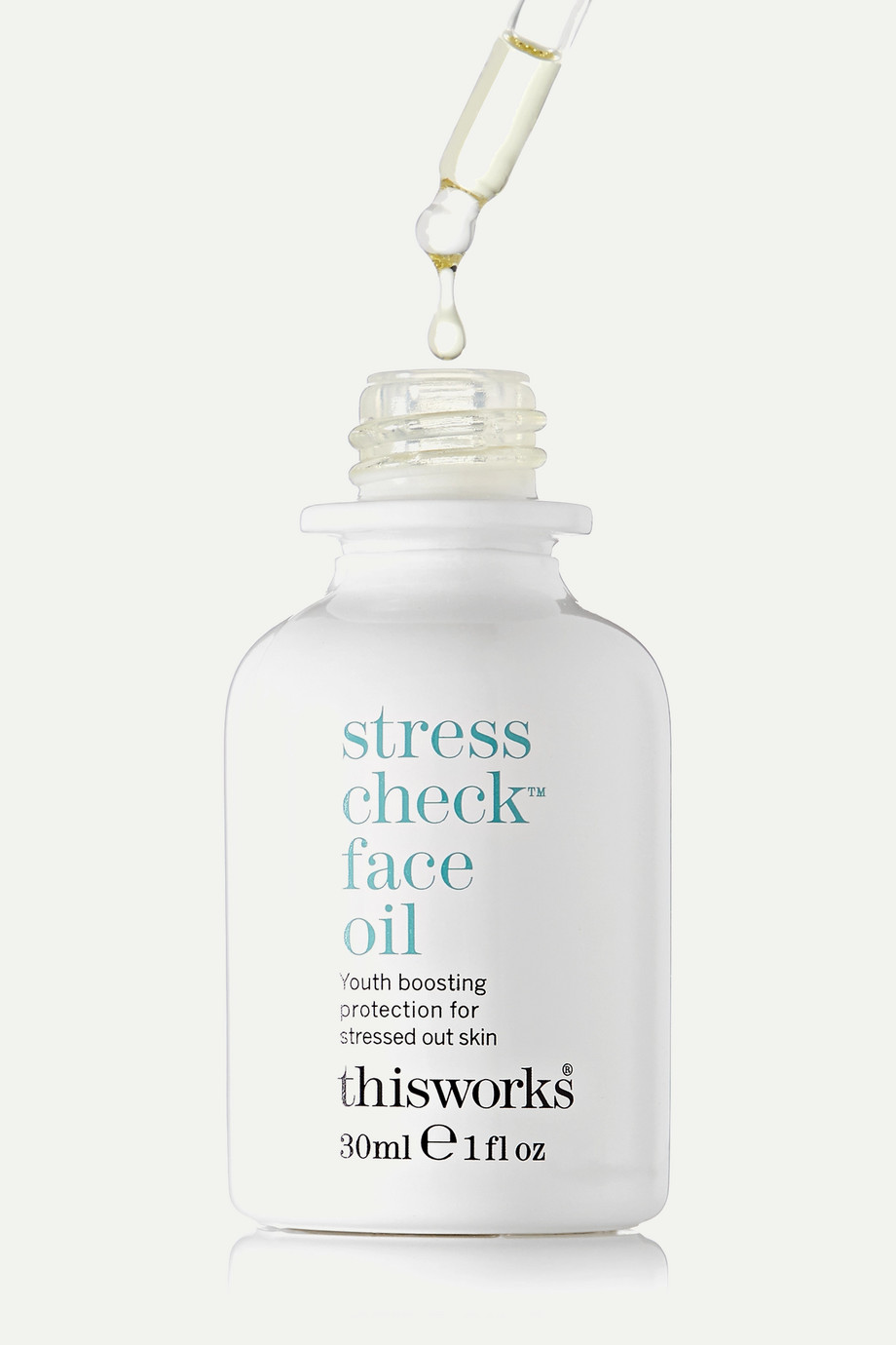 This Works Stress Check Face Oil, 30ml