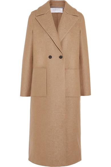 Harris Wharf London - Wool Coat - Camel