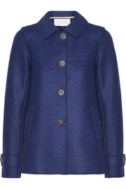 Loden wool-felt jacket