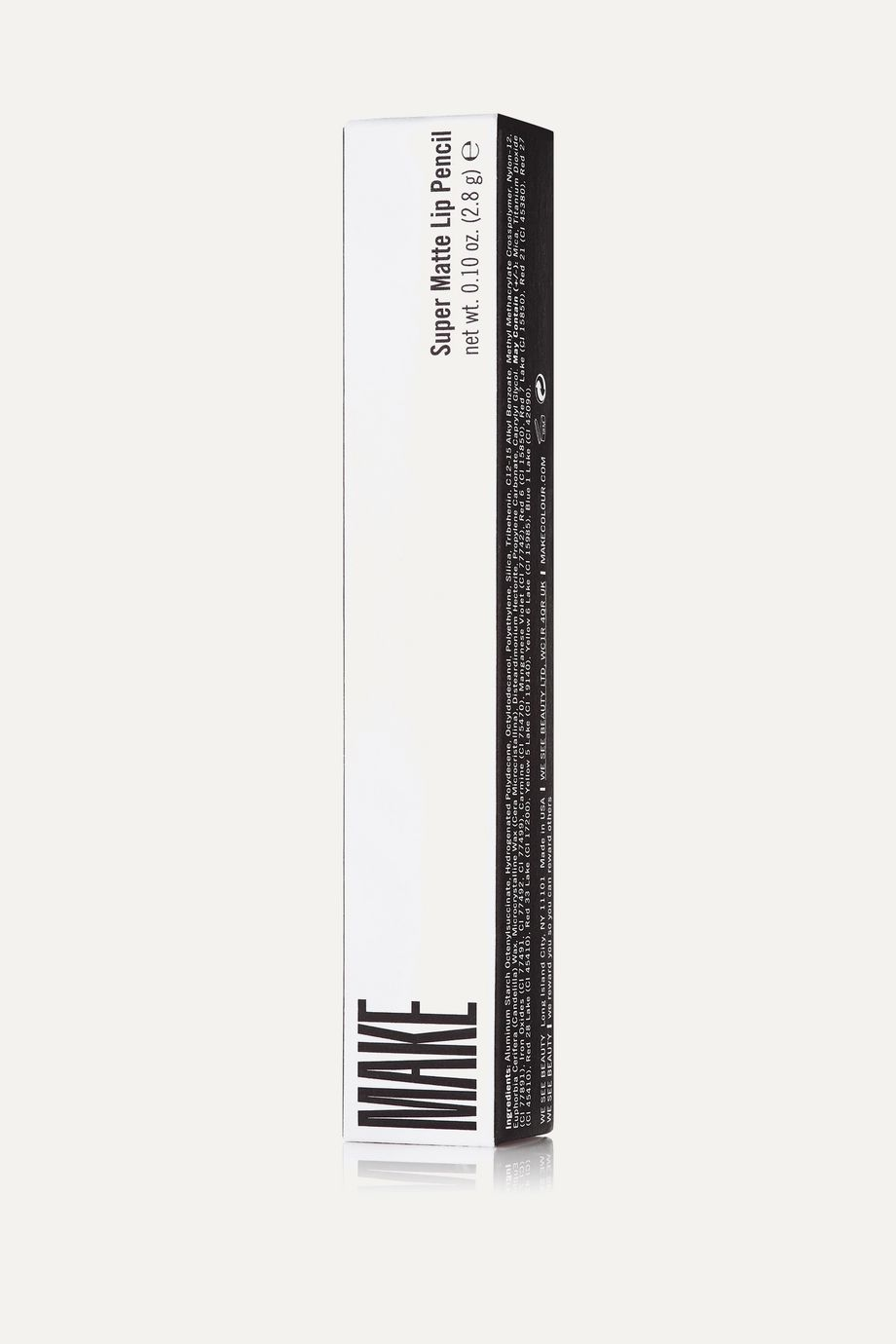 MAKE Beauty Super Matte Lip Pencil
