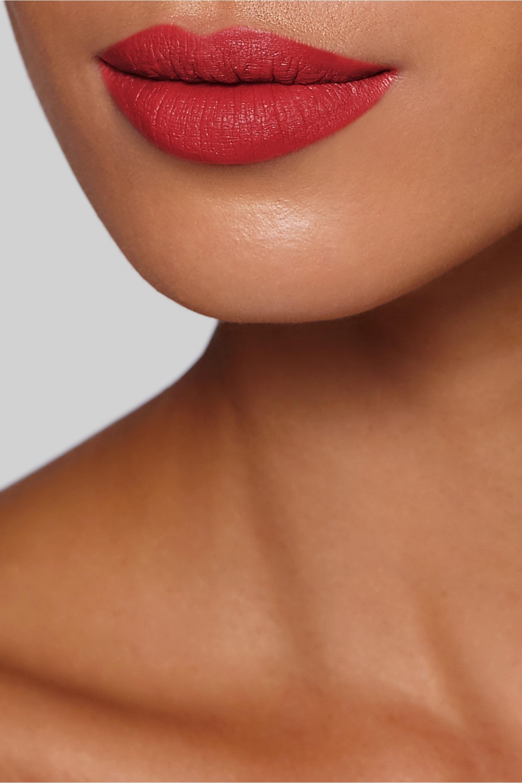 MAKE Beauty Silk Cream Lipstick - Maraschino Cherry