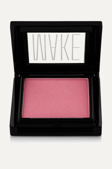 Make Beauty - Satin Finish Powder Blush - Geisha - Pink