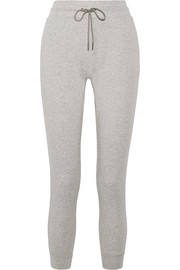 Calvin Klein Underwear Cotton-blend jersey track pants