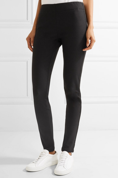 Joseph Leggings aus Stretch-Gabardine