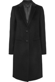 Martin wool and cashmere-blend coat