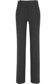 Joseph Ferdy pinstriped woven wide-leg pants