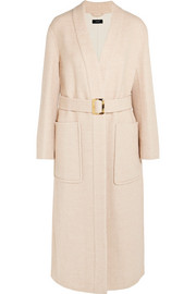 Joseph Wool-blend twill coat