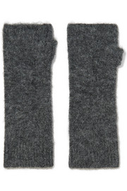 Isabel Marant Cruz knitted fingerless gloves