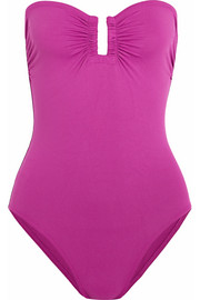 Les Essentiels Cassiopee bandeau swimsuit