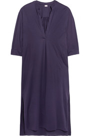 Zephyr cotton-jersey dress