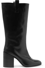 Acne Studios Bamy leather knee boots