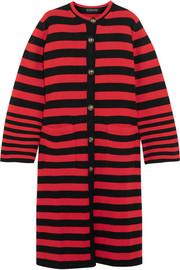Etro Striped knitted cardigan