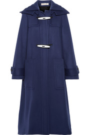 Marni Hooded wool coat