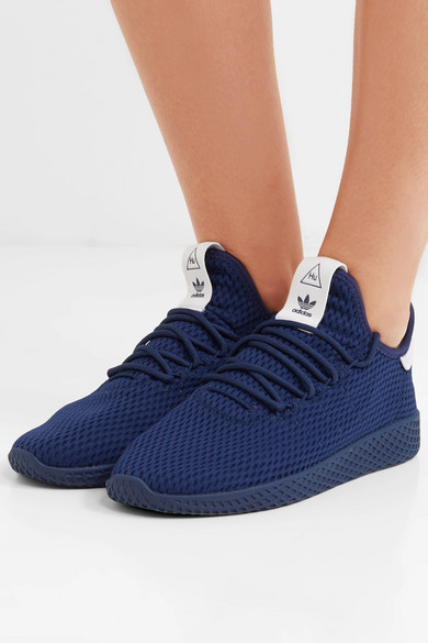 adidas Originals | Baskets en mailles stretch Tennis Hu par