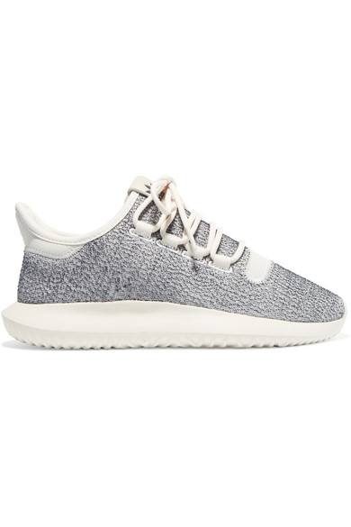 more photos f3bee 11a97 adidas Originals   Tubular Shadow neoprene and jacquard-knit sneakers   NET -A-PORTER.COM