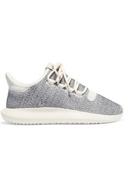 adidas Originals Tubular Shadow neoprene and jacquard-knit sneakers