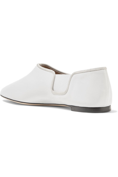The Row Cara Loafers aus Leder