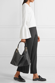 K/Slouchy leather tote