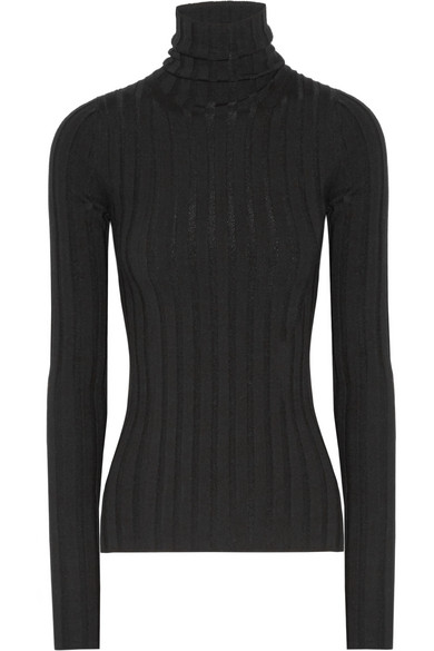 18ee66f525b Acne Studios. Corina ribbed merino wool-blend turtleneck sweater