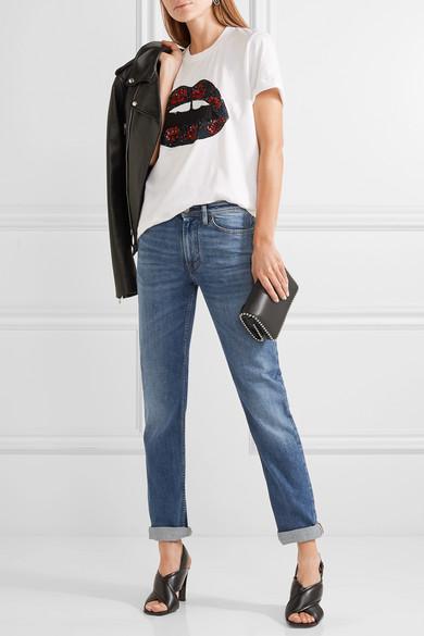 Acne Studios   South mid-rise straight-leg jeans   NET-A-PORTER.COM 3754d03e345
