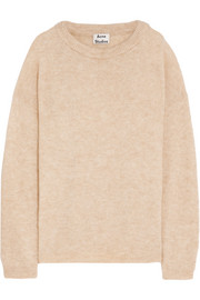 Acne Studios Dramatic knitted sweater