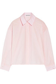 Acne Studios Britta cotton-poplin shirt