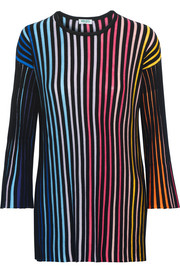 KENZO Ribbed cotton-blend sweater