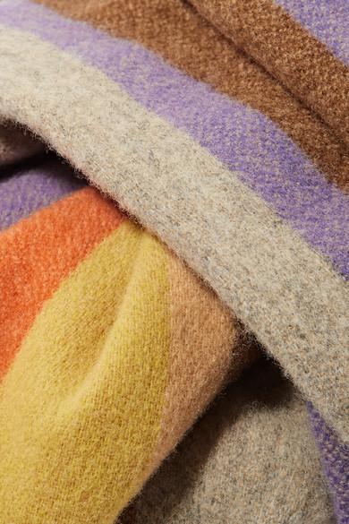 e4ebfe95817 Écharpe en laine rayée Canada. €180. Zoom