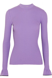 Emilio Pucci Ribbed-knit top