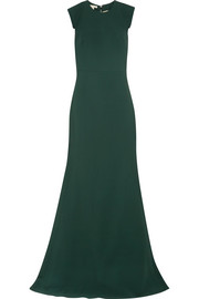 Antonio Berardi Stretch-cady gown