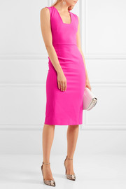 Antonio Berardi Wool-blend dress
