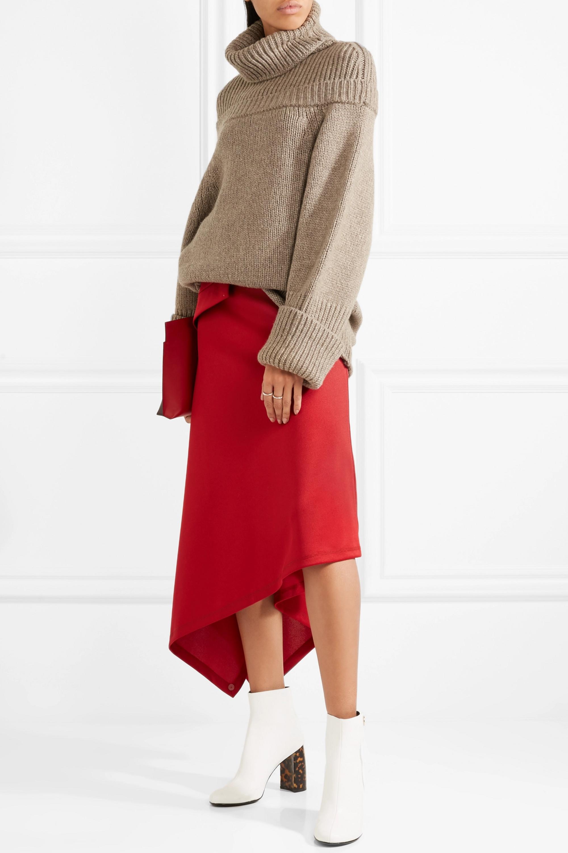 JW Anderson Wool-blend turtleneck sweater