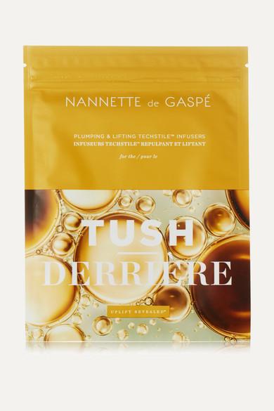 NANNETTE DE GASPÉ Plumping & Lifting Techstile Tush Masque X 8 - Colorless