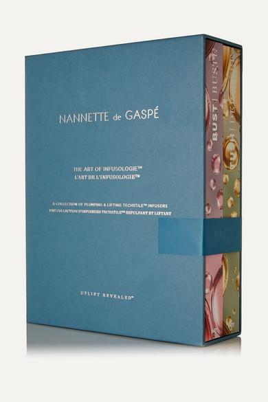 Nannette de Gaspé - Plumping & Lifting Techstile Bust And Tush Masque Set - Colorless