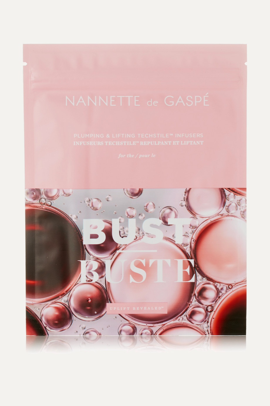 Nannette de Gaspé Plumping & Lifting Techstile Bust and Tush Masque set